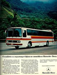 mercedes o 364 caminhões antigos brasileiros