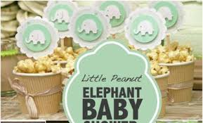 peanut baby shower peanut elephant baby shower spaceships and laser beams