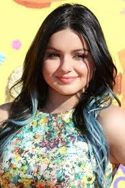 modern family hairstyles dip dye hairstyles from some of our favourite celebrities