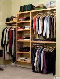 closet shelf system