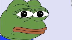 Pepe Meme - pepe the frog designated hate symbol by adl cnn
