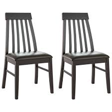 White Leather Dining Chairs Canada Dining Room Furniture In Canada Canadadiscounthardware Com