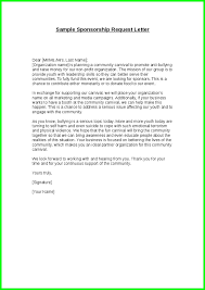 sample sponsorship request letter hitecauto us