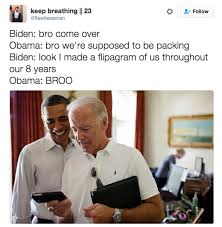 17 times obama and joe biden proved they have the world s greatest