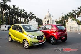 renault indonesia nissan hopes datsun redi go will replicate renault kwid u0027s success