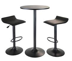 pub table and chairs with storage 6 contemporary black pub table sets cute furniture