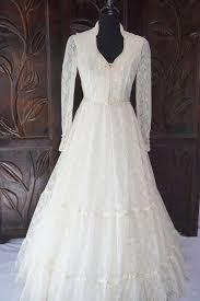mcclintock wedding dresses reserved for dagmar vintage ivory gunne sax mcclintock