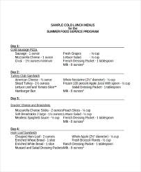 service menu template 30 menu templates free sle exle format free premium