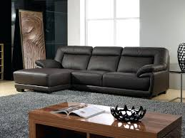 canapé cuir confortable intérieur de la maison canape cuir confortable canapac angle andy