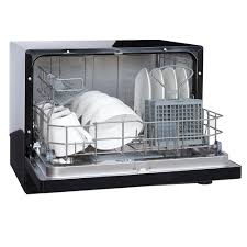 vesta countertop dishwasher westland dwv322cb dishwashers
