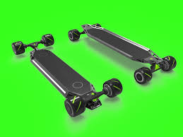 bmw longboard these electric skateboards use special motors that go further