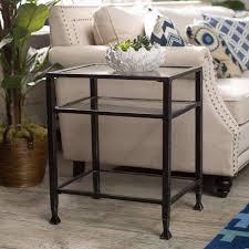 Glass End Tables Cheap End Tables Coffee Table Review