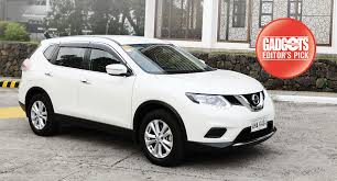 2015 nissan x trail launched test drive nissan x trail 2 0 l 4 2 cvt gadgets magazine