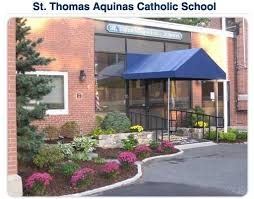 Thomas Awning St Thomas Aquinas Parish St Thomas Aquinas Elementary