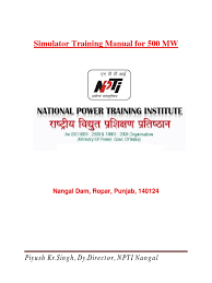 npti training manual pump valve