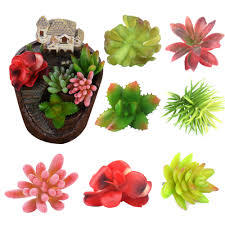 Fake Plants For Home Decor Online Get Cheap Garden Artificial Plants Aliexpress Com