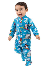 winter infant fleece footed pjs infant pajamas one