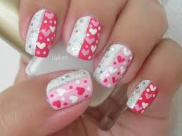 440 best valentine u0027s day nail art images on pinterest valentine