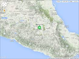 Morelia Mexico Map by A Bus Ride To Acapulco Then A Side Trip To Mexico City Father