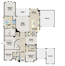 winfield floor plan in vistas at klein lake estates series 1