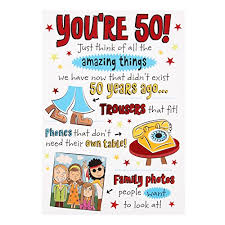 50th birthday cards 50th birthday cards simplyeighties