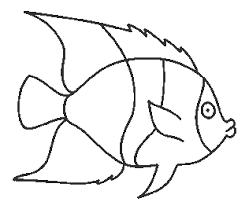 coloriage poisson d u0027avril poisson d u0027avril 01 à colorier