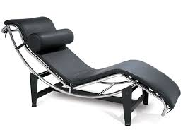 design liege icons of design lc 4 chair designed by le corbusier