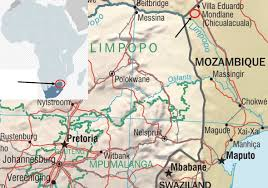 Mozambique Map Mozambique Hunting Big Game Hunting Adventures