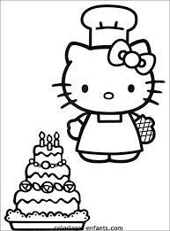 coloriage à dessiner anniversaire 2 ans en ligne