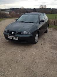 2003 seat ibiza 1 2 petrol 3 door manual air con low mileage