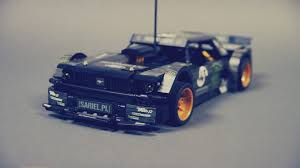 lego ford mustang sariel pl mustang gymkhana
