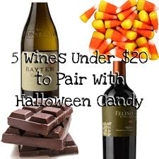 wine bottle halloween 5 wines to pair with halloween candy a giveaway the ghost guest