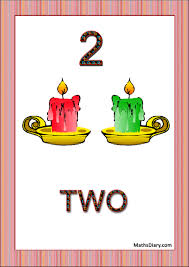 Number 2 Worksheet Learning Counting And Recognition Of Number 2 U2013 Level 2