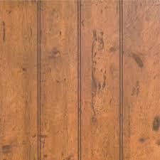 wood paneling wine cellar oak beadboard vintage distressed