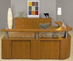 Front Office Desk Picturesque Design Ideas Front Desk Furniture Attractive Office
