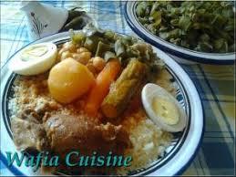 wafia cuisine couscous de laghouat par le de wafia cuisine