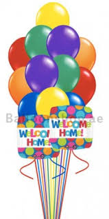 welcome home balloons delivery home coming balloon bouquets dubai shop or send home coming