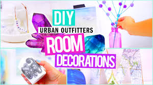 diy room decorations urban outfitters style youtube