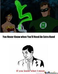 Batman Green Lantern Meme - green lantern s light by bakoahmed meme center