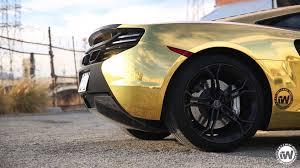 Lamborghini Huracan Gold - lamborghini huracan black chrome u2013 impressive wrap