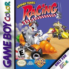 play looney tunes racing nintendo game boy color play