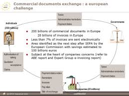 Challenge Commercial Commercial Documents Exchange A European Challenge