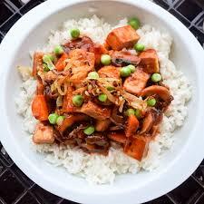 cuisiner le tofu ferme recette de tofu bourguignon selon bob le chef