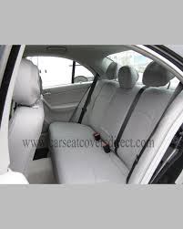 mercedes c class seat covers mercedes c class w203 grey leatherette seat covers car seat covers