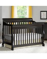 Black 4 In 1 Convertible Crib Deals On Delta Children Canton 4 In 1 Convertible Crib 7888 Color