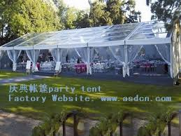 Transparent Tent China Guangzhou Anran Wedding Factory Is A Professional Tent