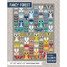 welcome to our fancy forest quilt along fabric fabric depot