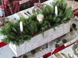 christmas centerpieces decorate the tables with these 50 diy christmas centerpieces