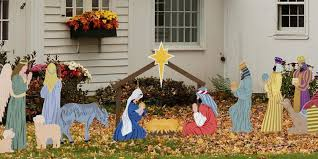 Nativity Sets Outdoor Plastic Lighted Ultimate Guide To Different Types Of Outdoor Nativity Sets