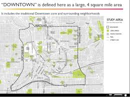 Marta Atlanta Map Downtown Atlanta Master Plan Process An Ambitious Undertaking